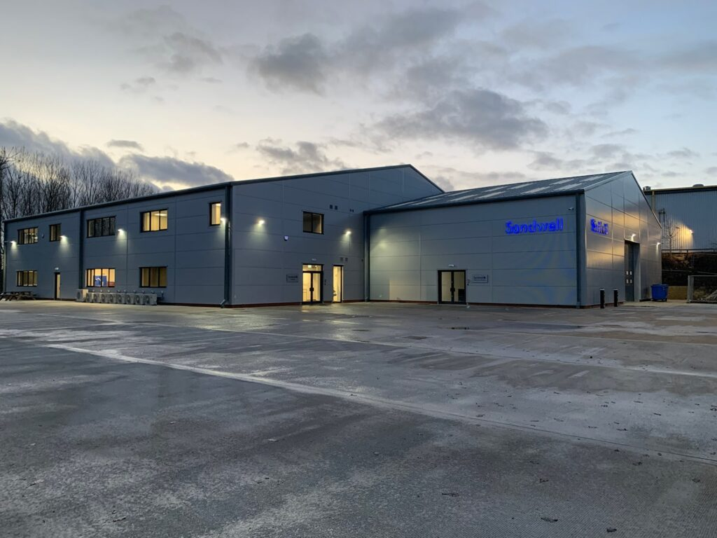Sandwell UK operations and technical centre