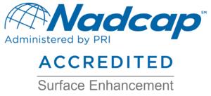 Sandwell UK are Nadcap accredited